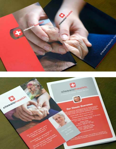 Classic Health Supplies Ltd Brochure and Booklet